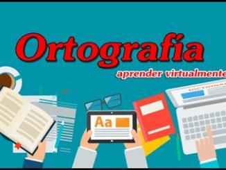 curso virtual para aprender ortografía