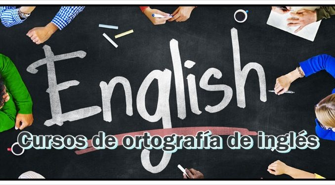 cursos de ortografía de inglés